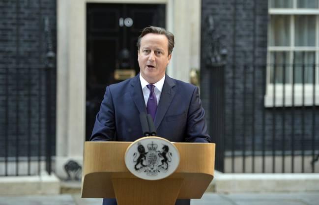 Premierminister Cameron verspicht den Schotten mehr Autonomie