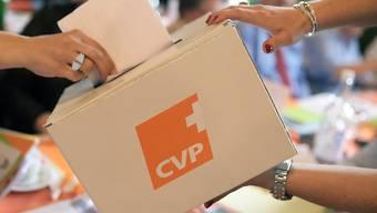 Im Gegensatz zu 2015 hat es die CVP geschafft, auch in jedem der drei Oberbaselbieter Wahlkreise eigene Kandidaten zu nominieren.. (Symbolbild)
