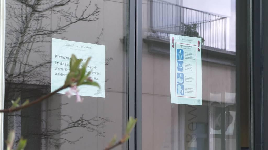 Besuchsverbot: Ostschweizer Spitäler machen wieder zu