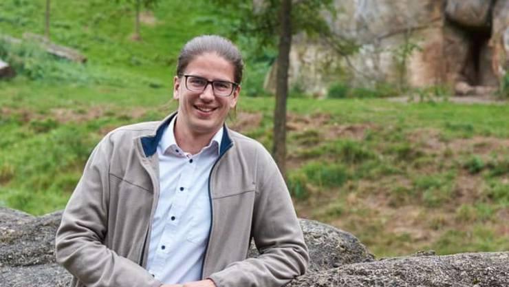 Der neue Zürcher Zoo-Direktor gehört der jungen Generation an. Der 31-jährige Severin Dressen folgt auf Alex Rübel.