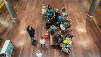 Das Ziel fürs kommende Jahr: Das Shoppi Tivoli will denUmsatz steigern oder zumindest stabil halten.