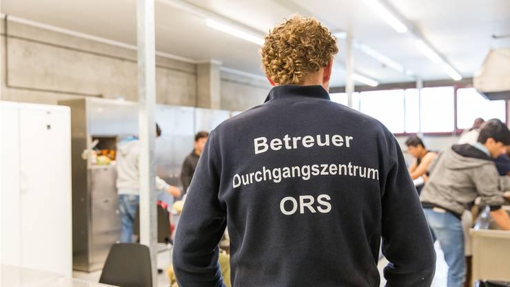 80 Vollzeitstellen hatte die Asylbetreuungsfirma ORS Services AG 2016 im Aargau. Inzwischen sind es noch 13 Vollzeitstellen. Die ORS betreibt nur noch die kantonale Unterkunft in Frick.