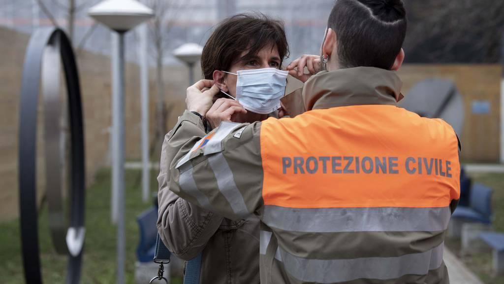 Tessin: LetzterCoronapatienthat Spital verlassen