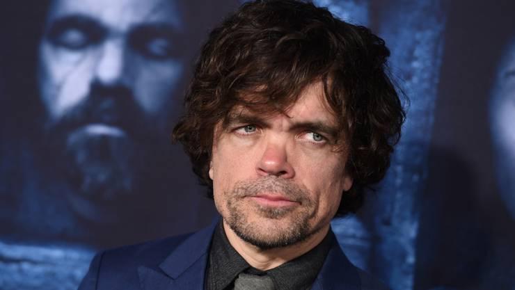 """Peter Dinklage - er spielt Königsspross Tyrion Lennister - gehört zu den Stars der Fantasy-Serie """"Game Of Thrones"""". (Archivbild)"""