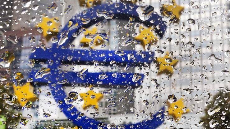 Ausreichend Kapitalpolster: Bis auf eine der mehr als 100 Grossbanken aus der Eurozone erfüllten bei der jährlichen Prüfung der EZB-Bankenaufsicht alle die Kapitalanforderungen. (Symbolbild)