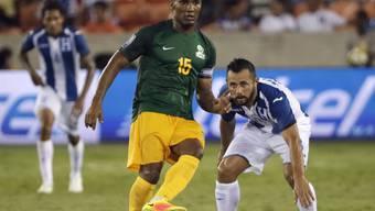 Debüt am Gold Cup für Französisch-Guayana: der ehemalige französische Internationale Florent Malouda spielte am Dienstag gegen Honduras