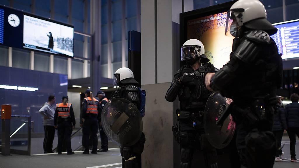 Auch Jugendliche aus Kriens und Luzern in St. Gallen weggewiesen