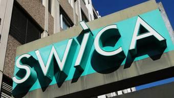 Die Krankenkasse Swica hat 2017 mit 94,1 Millionen Franken 17.6 Prozent mehr Gewinn geschrieben als im Vorjahr. (Archiv)