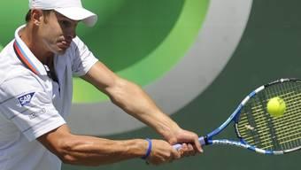 Andy Roddick gewann zum zweiten Mal das Turnier auf Key Biscayne