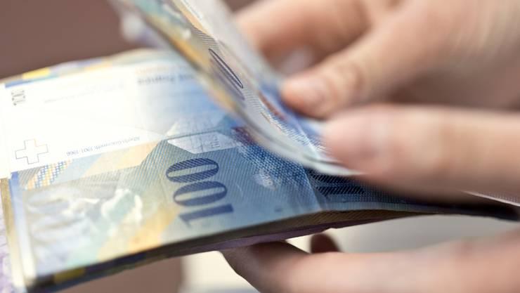 Wer das Falschgeld verbreitet, ist unklar. (Symbolbild)
