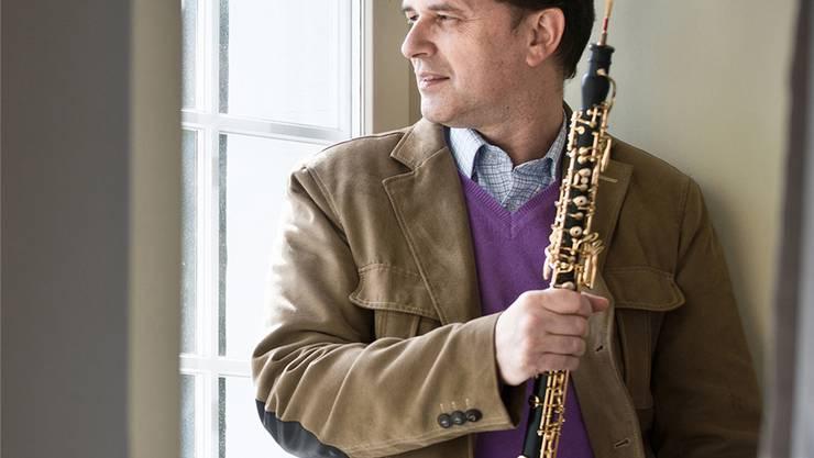 Renato Bizzotto, Organisator der Meisterkurse in Muri.