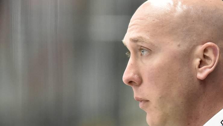 Trainer John Fust coachte Visp zu einem 4:2-Heimsieg gegen die GCK Lions