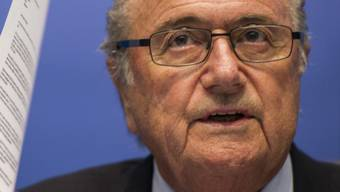 WM 2022: Sepp Blatter sieht Gesprächsbedarf.