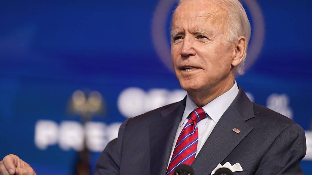 100 Tage Maske tragen: Biden plant Appell an Amerikaner