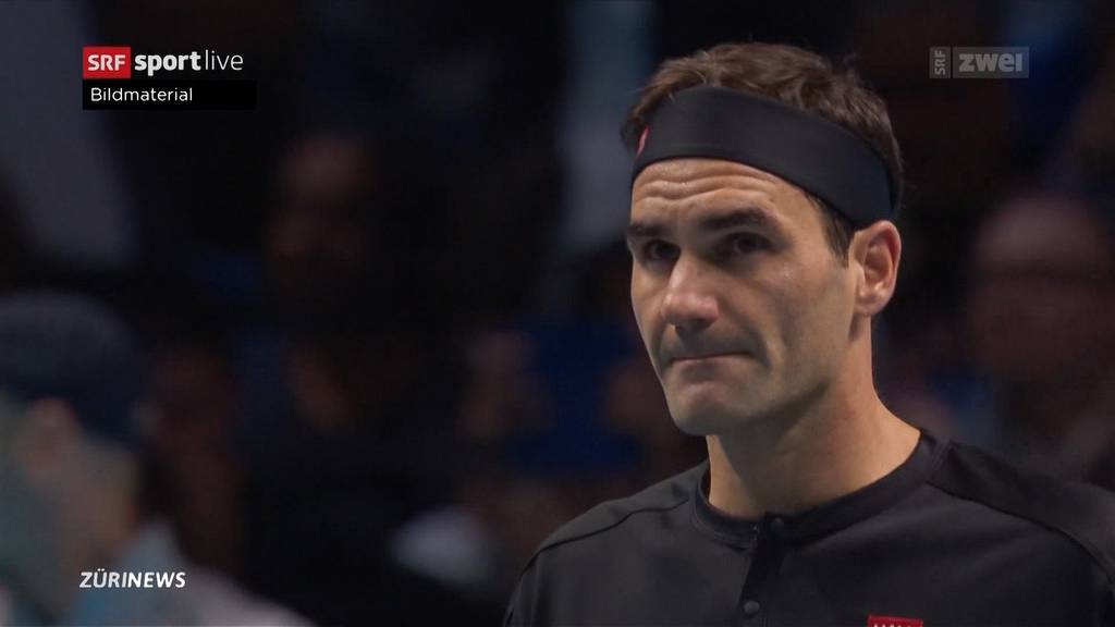 Federer bleibt bei ATP-Finals im Rennen