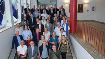 Solothurner Gemeinderat in Partnerstadt Heilbronn zu Besuch
