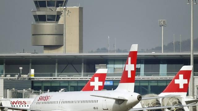 Der Vergleich zwischen Flughafen und einem Fluglärm-geplagten Anwohner ist rechtsgültig (Archiv).