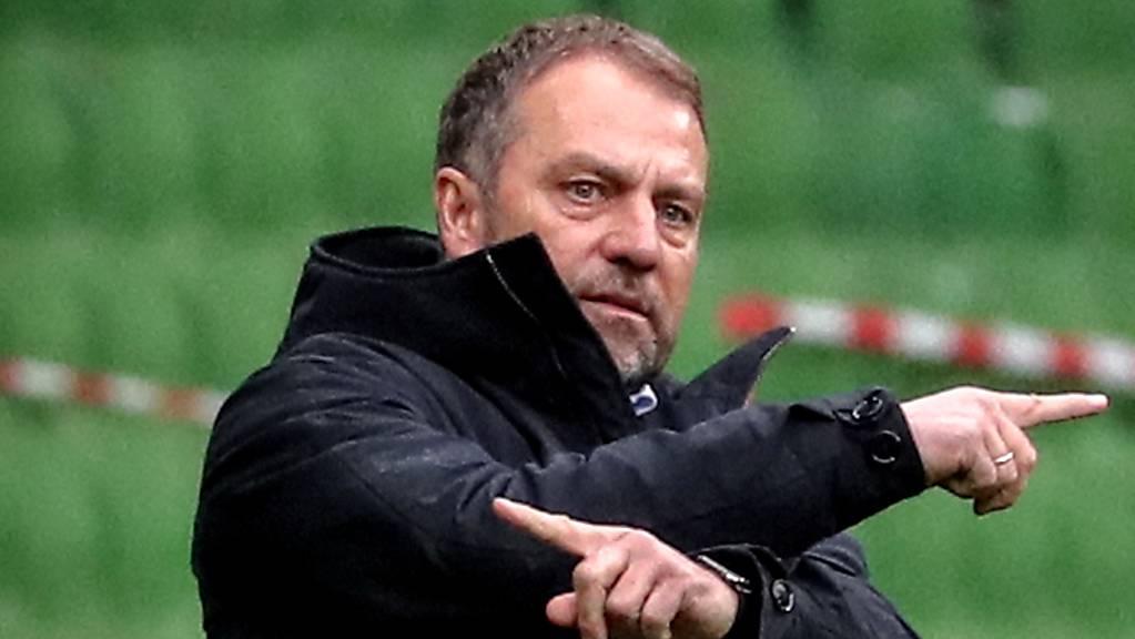 Hansi Flick sorgte mit seiner öffentlichen Ankündigung am Samstag, dass er Bayern München Ende Saison verlassen will, nicht für Begeisterung im Vorstand der Bayern