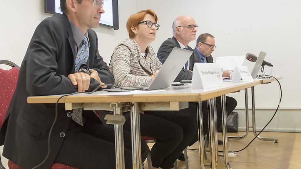 Datenschützer warnen: In der öffentlichen Verwaltung wird der Schutz von heiklen Bürgerinformationen vernachlässigt.