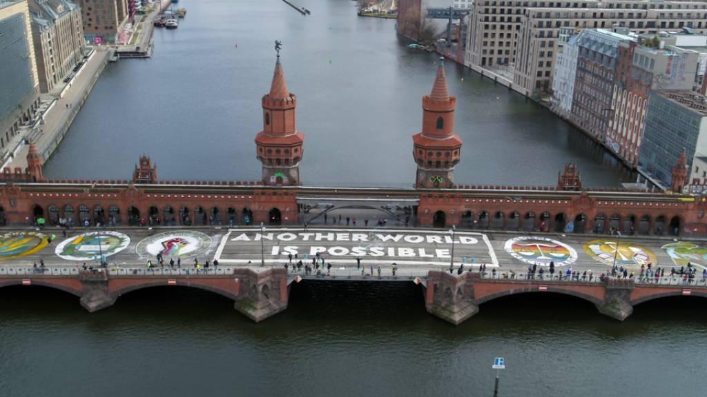 «Alle für 1,5 °C» – Erneute Klimaproteste in Deutschland und der Welt