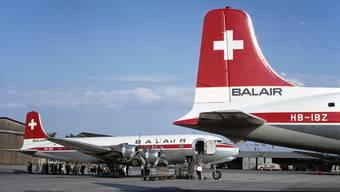 Die Geschichte der Balair in Bildern