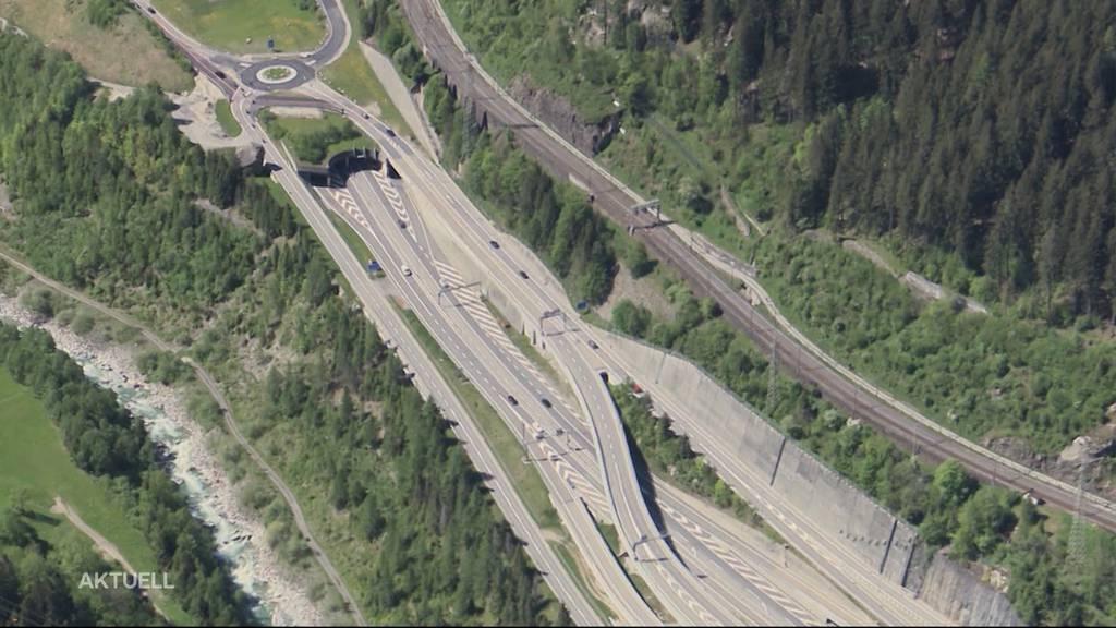 Gotthard bleibt trotz Prachtswetter ohne Stau