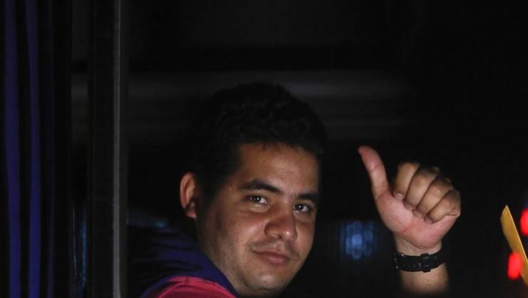 Kubaner, der über Costa Rica in die USA reist (Archiv)