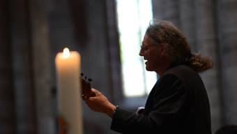 Liedermacher Linard Bardill beschäftigt sich in Dulliken mit dem letzten Lebensabschnitt. (Archivbild)