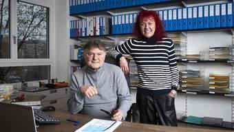 Ancillo und Heliane Canepa: Der FCZ ist für sie eine Herzensangelegenheit.