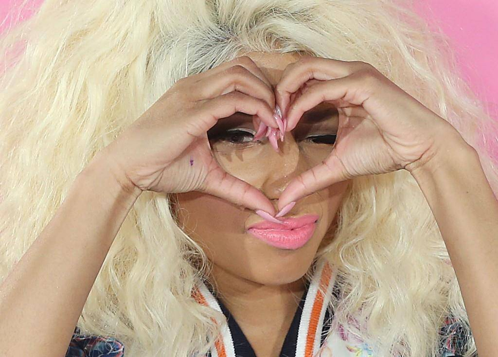 Sexy Nicki Minaj (© Getty Images)