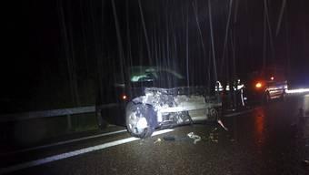 Verkehrsunfall Safenwil A1