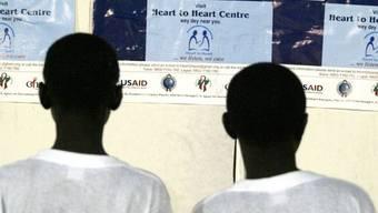 Aids-Hilfe beider Basel mit neuen Kampagnen. (Symbolbild)
