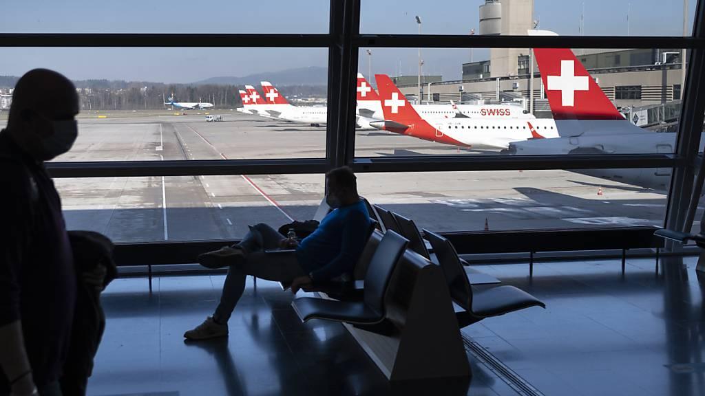 Auch für die Ombudsstelle der Schweizer Reisebranche war 2020 ein Ausnahmejahr: Wegen der Corona-Pandemie stieg die Zahl der Anfragen um über 50 Prozent an. (Archivbild)