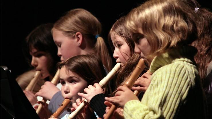 Muri, Merenschwand, Mühlau, Aristau, Beinwil und Geltwil führen künftig gemeinsam die Musikschule Muri+. Archiv/WYS