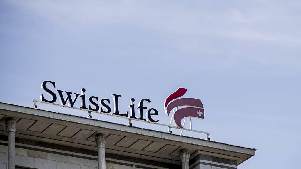 Swiss Life bleibt im Halbjahr auf Zielkurs