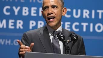 Sagt Hackern den Kampf an: US-Präsident Barack Obama