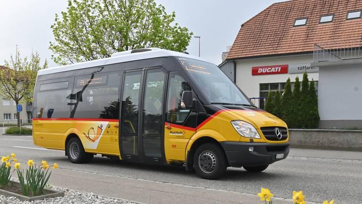Ortsbus Oensingerli Oensingen- 04-2019