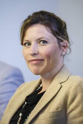SVP-Politikerin Jacqueline Ehrsam (36) sieht Sparpotenzial bei den Geschenken für die 100-jährigen Solothurner.