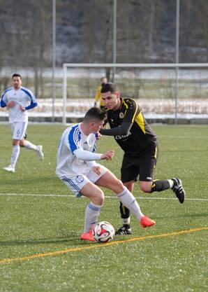 Bild aus dem Spiel Oftringen - Küttigen 0-1
