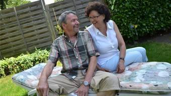 Längst sind Beatrice und Jörg Wasser lebenserfahren, sozusagen mit vielen Wassern gewaschen.