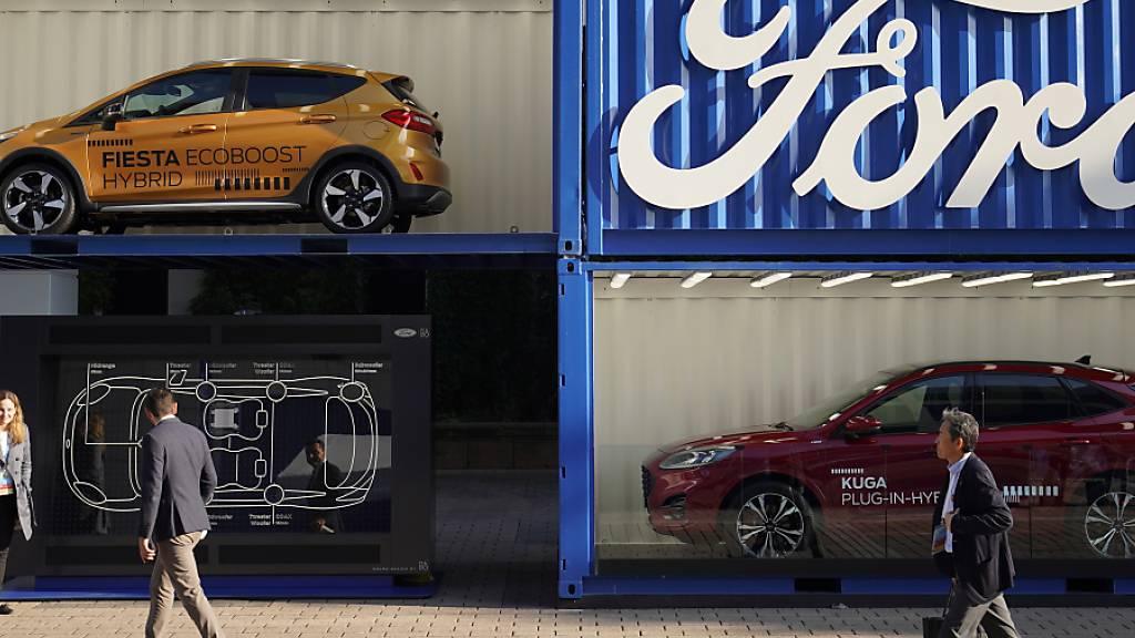 Ford muss erneuten Gewinneinbruch verkraften