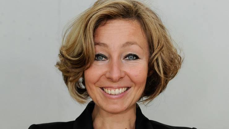 Sandra Jean, die neue Chefredaktorin von Watson Romandie. (Archivbild)