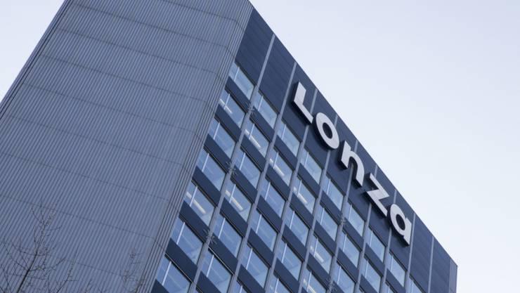 Lonza übernimmt Produktionsanlage von Novartis. (Archiv)