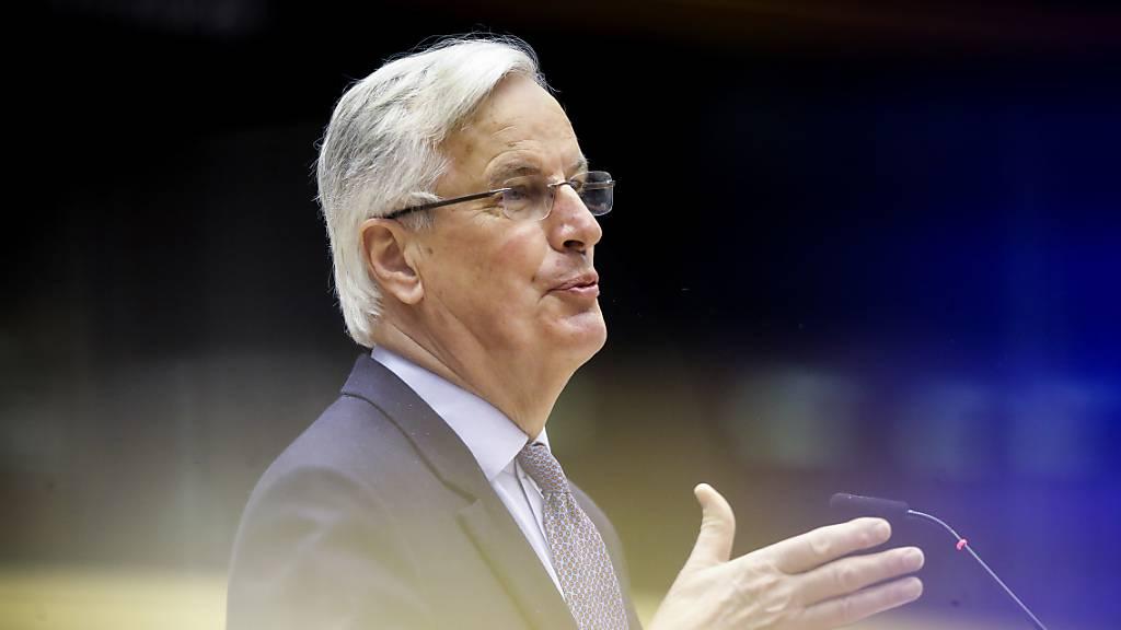 Barnier will Macron bei Präsidentschaftswahl herausfordern