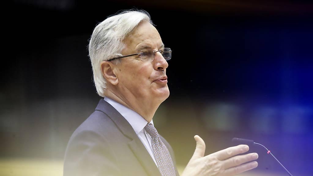 Will Präsident in Frankreich werden: der frühere Brexit-Unterhändler der Europäischen Union, Michel Barnier.