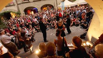 8. Buskers Strassenmusik-Festival Bern