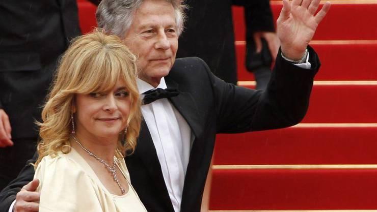 Nastassja Kinski - hier mit Roman Polanski, einem ihrer Mentoren - kommt ans diesjährige Festival del film Locarno. (Archivbild 2012)