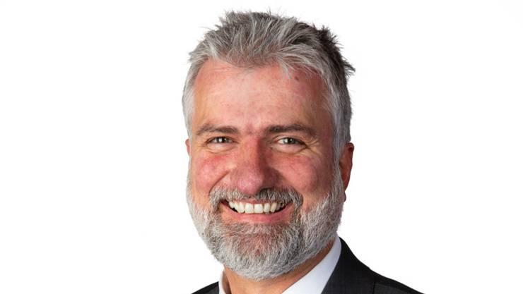 Lutz Fischer-Lamprecht, EVP, Wettingen