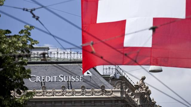 Die Schweizer Bankmanager schätzen die Situation günstig ein (Symbolbild)