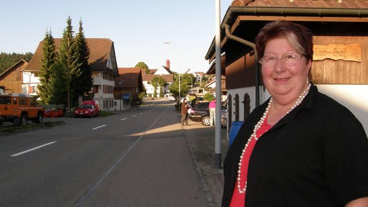 Blanka Breitenstein erwartet die Heimweh-Bettwiler
